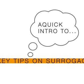 Video: Key tips on surrogacy