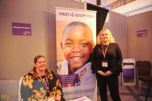 The First4Adoption team - our adoption partner