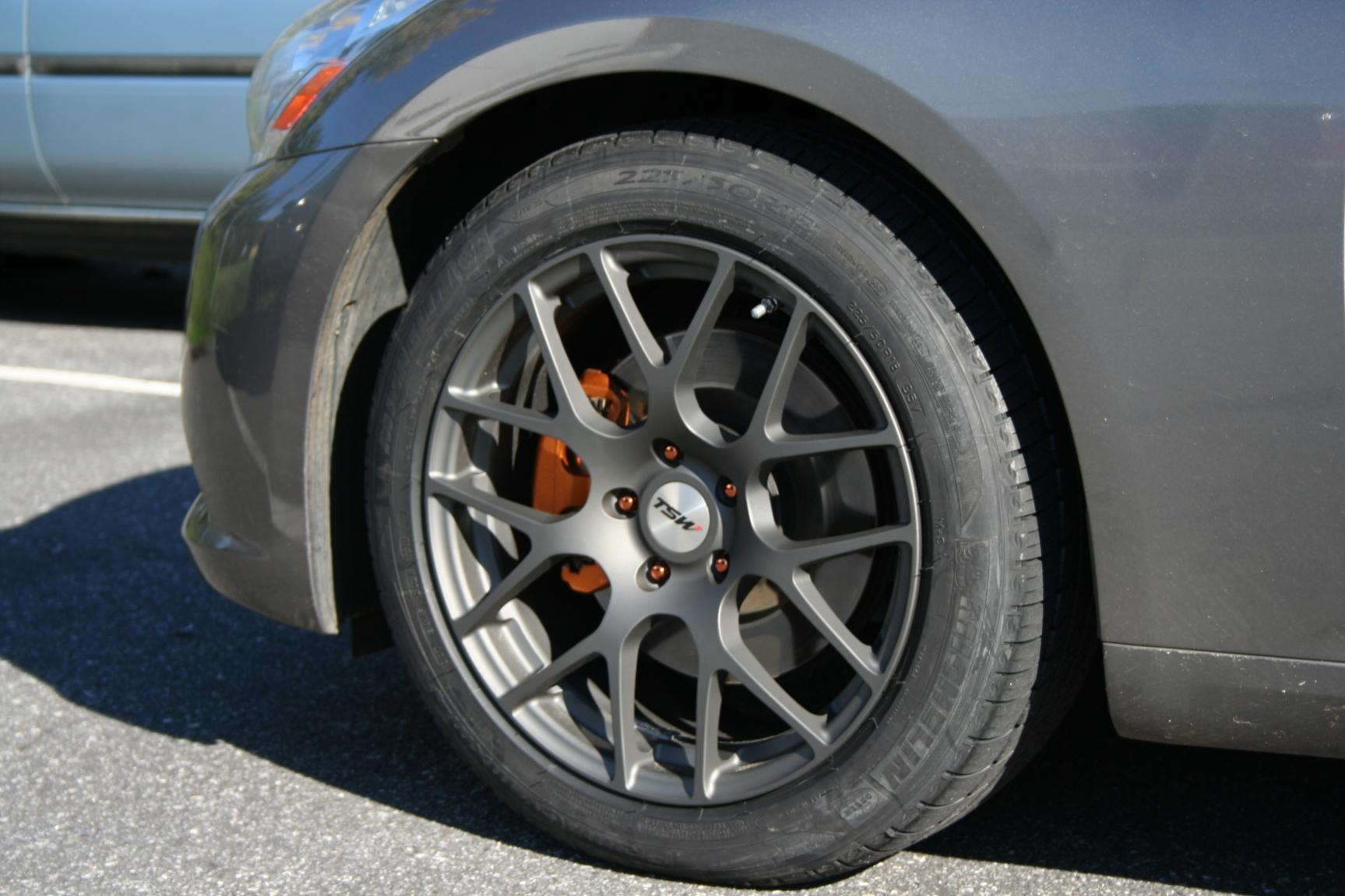 New TSW Wheels & Tires ***