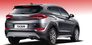 Hyundai tucson 4wd 4x4 variant launched in india price vs jeep compass