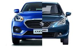 maruti suzuki dzire vs baleno features safety price engine
