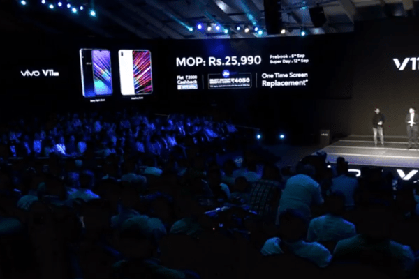vivo v11 pro launched in india at rs 25,990 price specifications full specs and features of vivo v11 pro indisplay fingerprint sensor