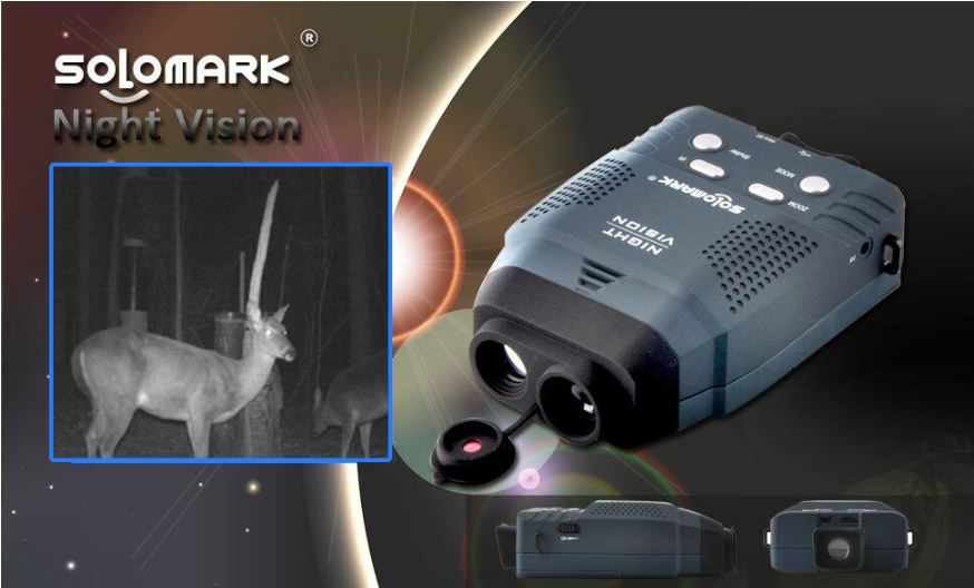 Solomark Night Vision Monocular fe