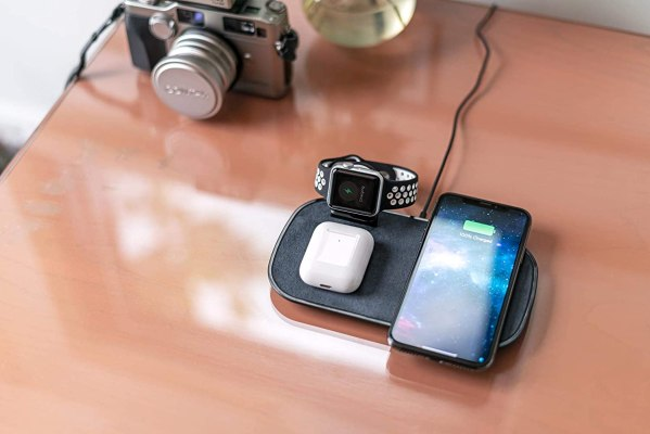 mophie 3 in 1 Wireless Charge Pads