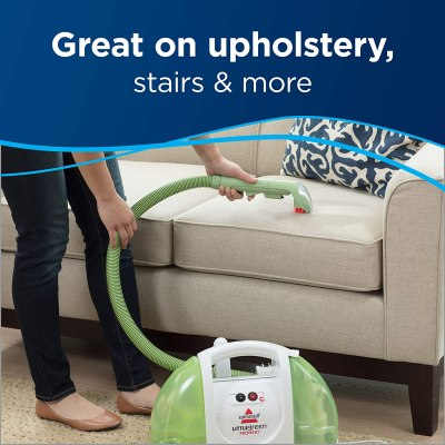 BISSELL Little Green Portable Carpet and Upholstery Cleaner