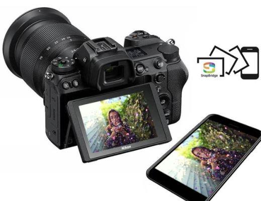 Nikon Z6 FX Format Mirrorless Camera 1 1