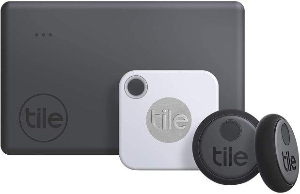 Tile Essentials 2020 4 Pack
