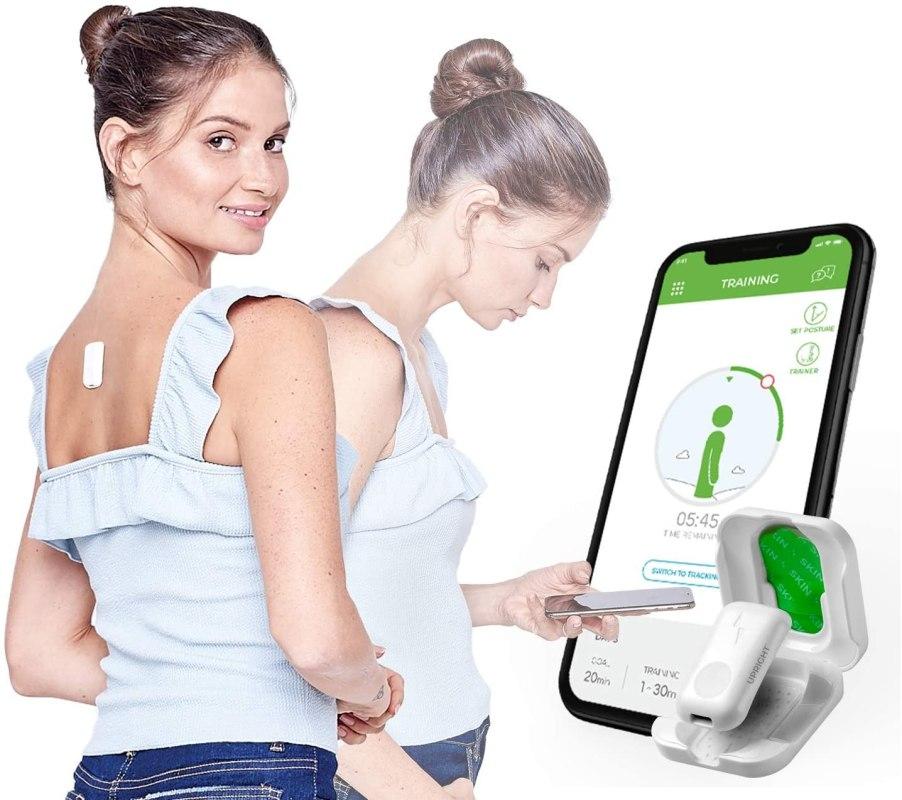 upright go 2 posture trainer
