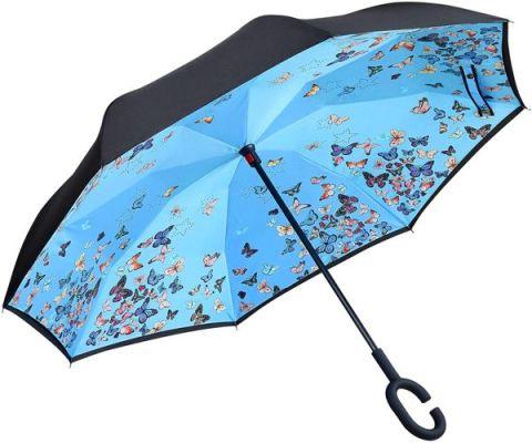Owen Kyne Windproof Folding Inverted Umbrella
