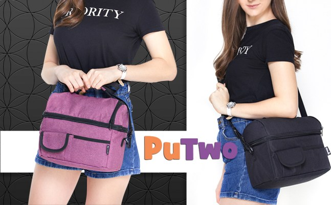 PuTwo Lunch Bag
