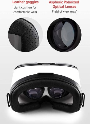 Virtual Reality Headset goggle gear
