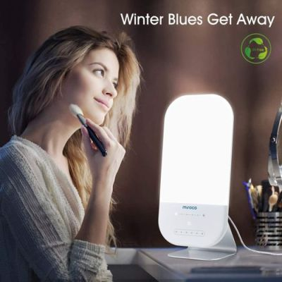 miroco led bright white therapy light