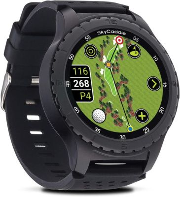 SkyCaddie LX5 GPS Golf Watch with Touchscreen Display