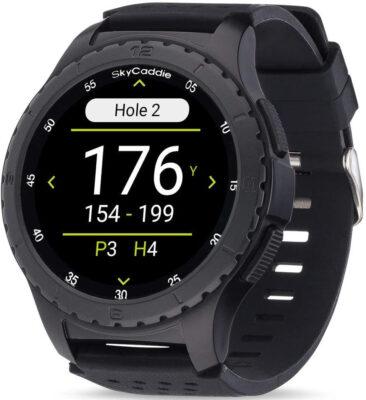 SkyCaddie LX5 GPS Golf Watch with Touchscreen Displays