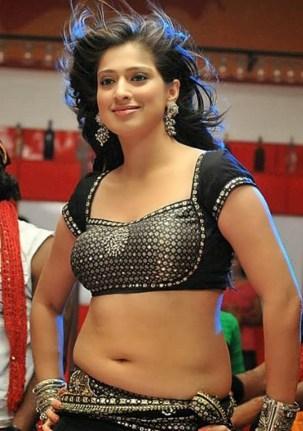 lakshmi rai hot Beauty black blouse @ ActHost.Blogspot.com