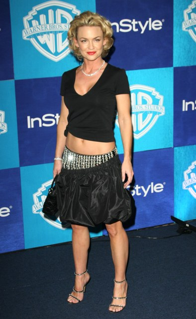 Kelly Carlson== InStyle Magazine & Warner Bros. Golden Globes Party - Arrivals== Beverly Hilton Hotel, Beverly Hills, CA== January 16, 2006== ©Patrick McMullan== Photo - Chad Buchanan/PMc==