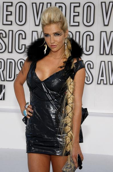 09/12/2010 - Kesha - 2010 MTV Video Music Awards - Arrivals - Nokia Live Theater - Los Angeles, CA, USA - Keywords: - False - Photo Credit: David Gabber / PR Photos - Contact (1-866-551-7827)