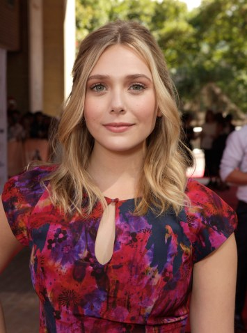 """Elizabeth Olsen attends the Fox Searchlight Premiere of """"Martha Marcy May Marlene"""" at the 2011 Toronto International Film Festival at Ryerson Theatre on September 11, 2011 in Toronto, Canada. Fox Searchlight's Premiere of """"Martha Marcy May Marlene"""" - 2011 Toronto International Film Festival Ryerson Theatre Toronto, ON Canada September 11, 2011 Photo by Todd Williamson/WireImage.com To license this image (124718025), contact WireImage.com"""