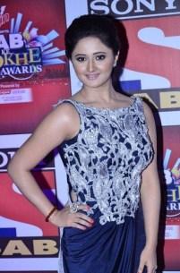 Rashmi Desai at SAB Ke Anokhe Awards