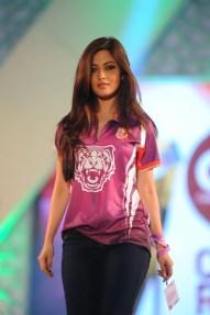Actress Riya Sen Ramp Walk Stills