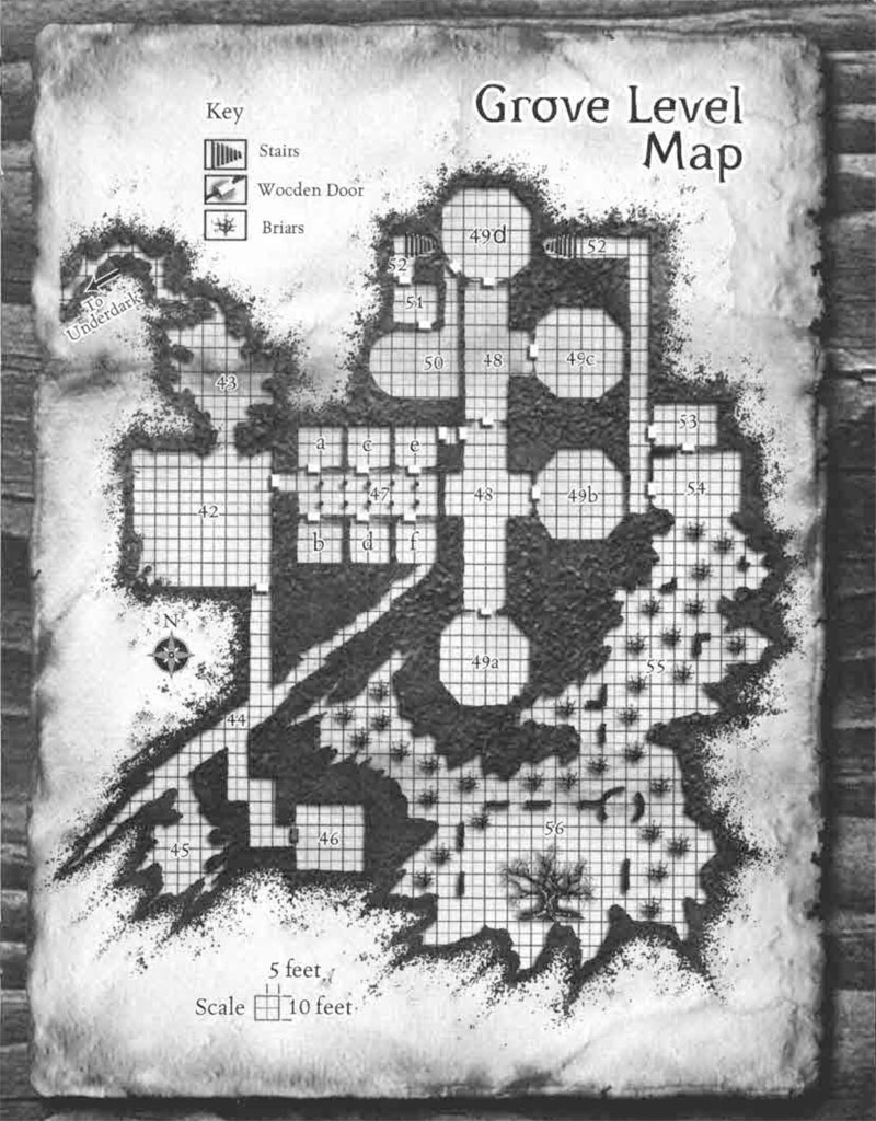 Sunless Citadel Map : sunless, citadel, Sunless, Citadel, Campaign, Resources, Night