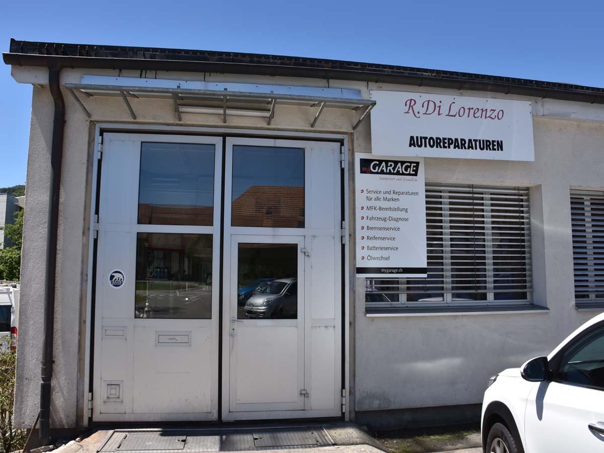 Garage R Di Lorenzo Belp