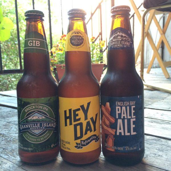 カナダの地ビール