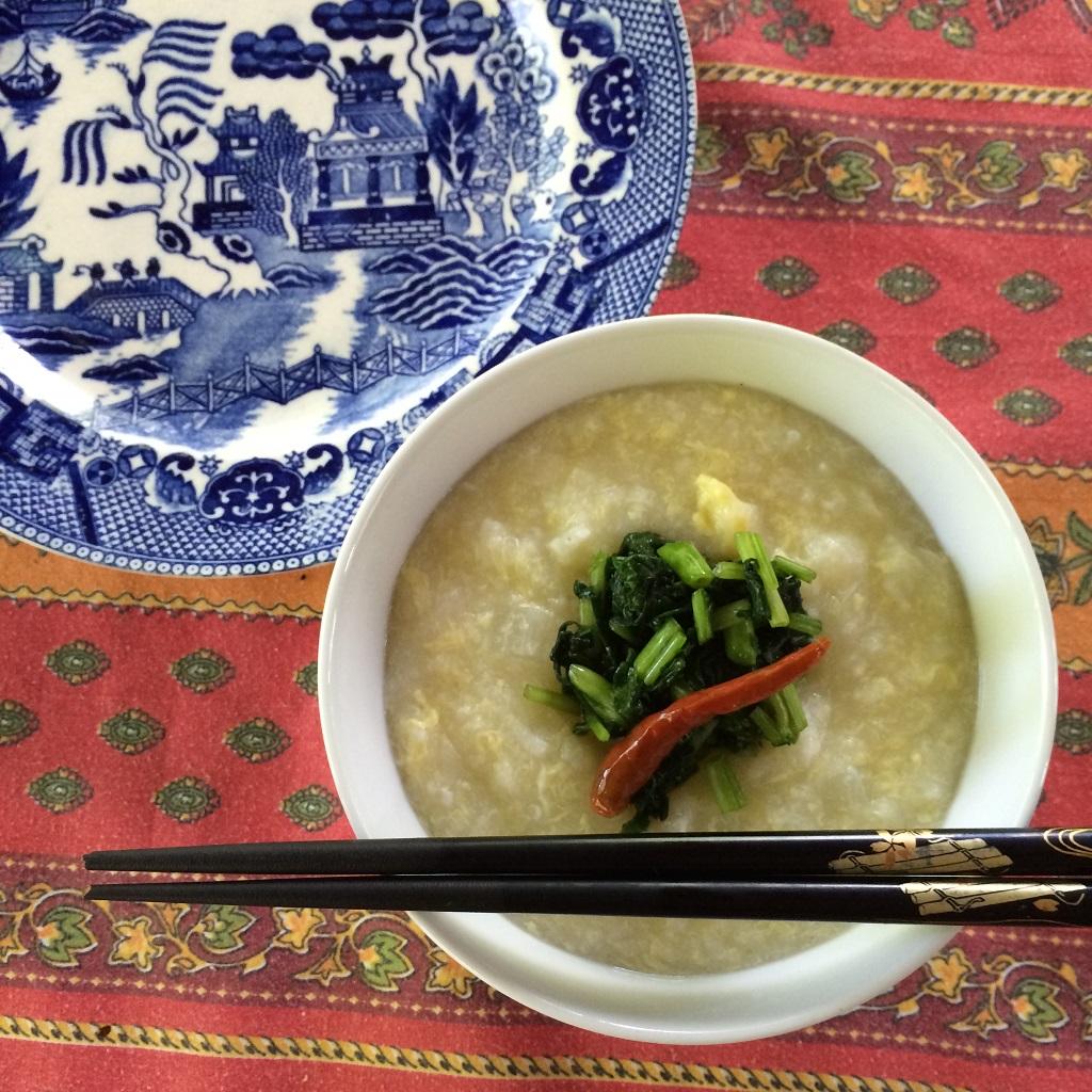 意外と外人にウケる日本料理、ぞうすいレシピ(?)