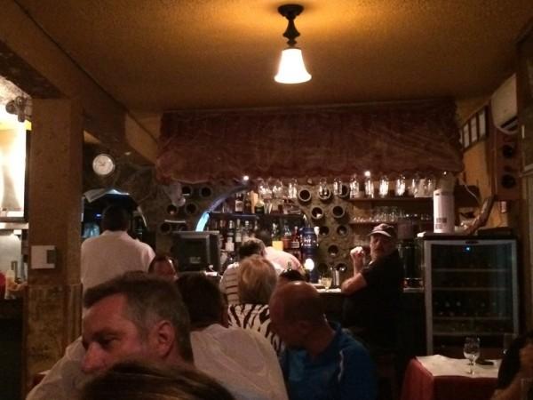 モントリオールのポルトガルレストラン「Chez Doval」