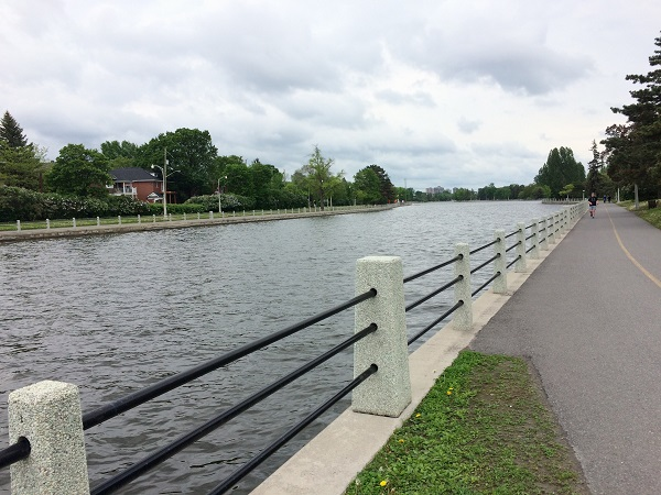 リドー運河