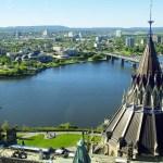 カナダの首都はモントリオールじゃなくてオタワです