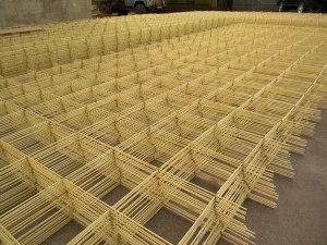 композитная сетка, Стеклопластиковая сетка
