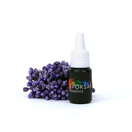 фіолетовий барвник для смоли