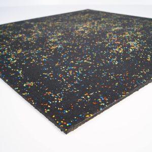 резиновое покрытие разноцветное