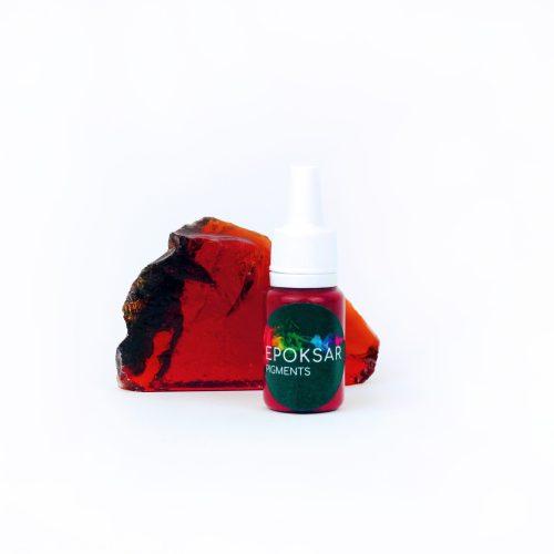 рубиновый краситель для эпоксидки