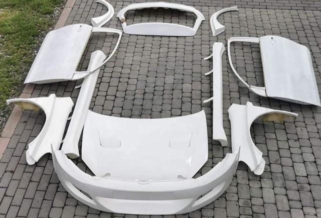 авто обвес из стеклопластика