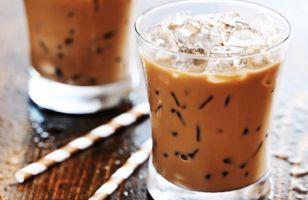 Chocolate Protein Iced Coffee