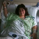 The days in the hospital after my Gastric Bypass Surgery