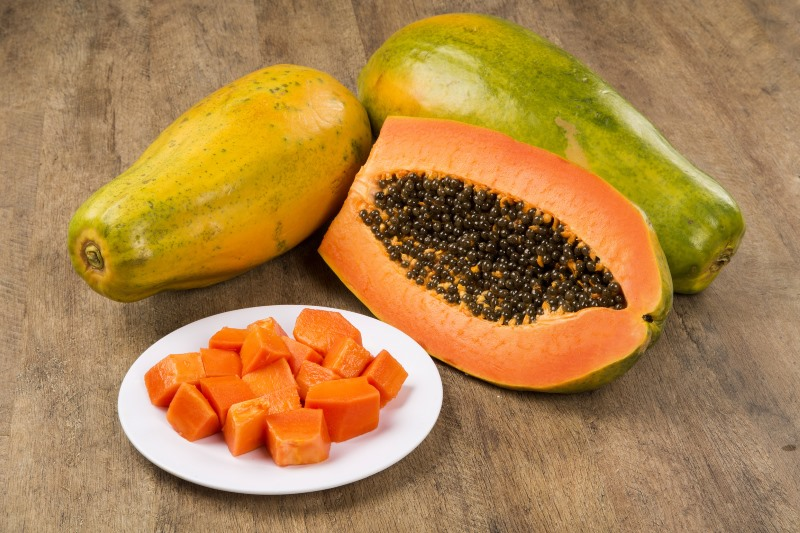 Do you have Papaya Enzymes on hand?
