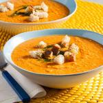 Tomato Bean Soup Recipe