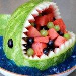 I broke down and ate Charlotte Watermelon