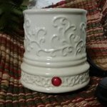 Check out my new Ceramic Candle Warmer Crock