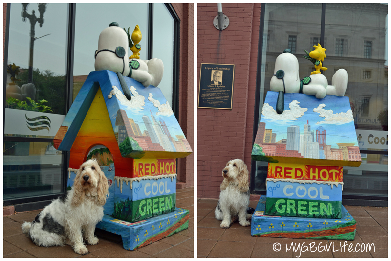 GBGV Energy Snoopy