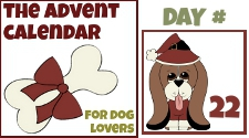 Advent Calendar For Dog Lovers Day 22 | Planet Dog