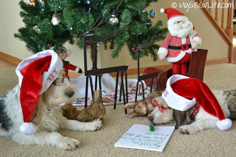 My GBGV Life Letter to Santa