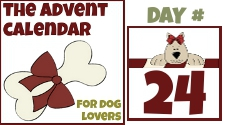 Advent Calendar for Dog Lovers Giveaway Event