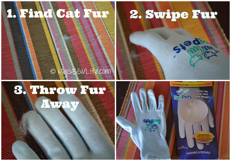Using SwiPets Glove