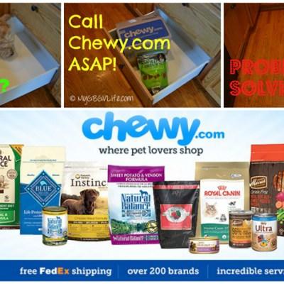No Snacks, No Problem, Call #Chewy.com | GBGV | Monday Mischief
