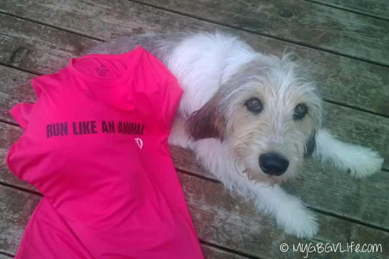 My GBGV Life Bailie with t shirt the circumstantial evidence