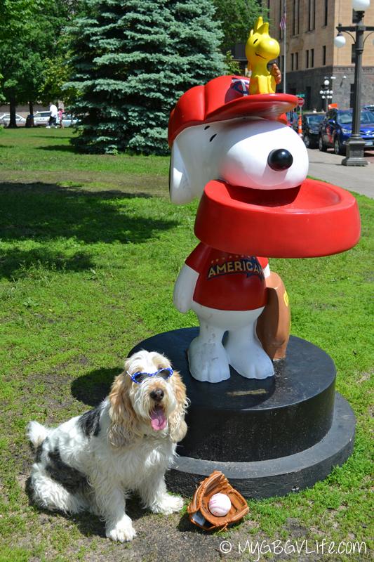 My GBGV Life Snoopy and I